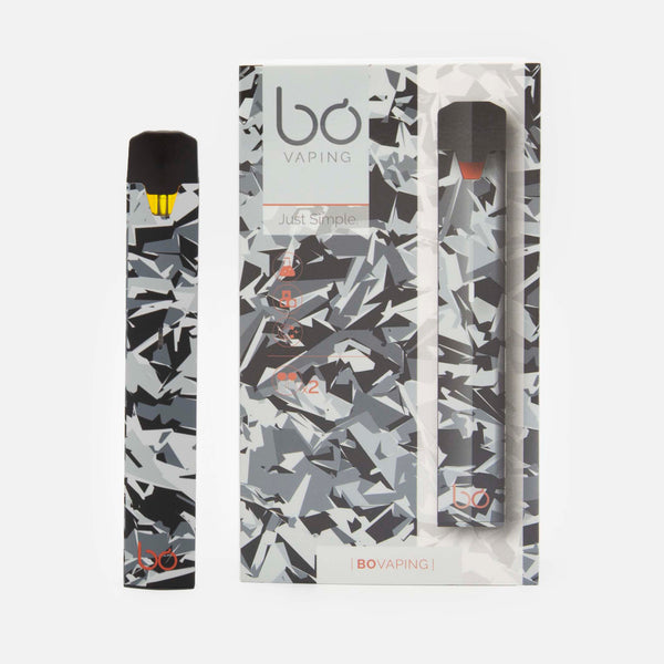 J WELL France e-sigaret BO Vaping BO One Snow Camo