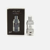 J WELL France Clearomizer Atlas V2 Matt Chrome