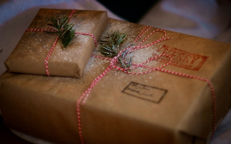 La Vita Organica - Organic Christmas Wrapping Party