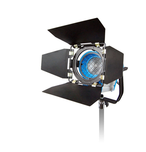 1000 Watt Photography Photo Video Studio Light Head, Film and Television Tungsten Fresnel Continuous Light Spotlight