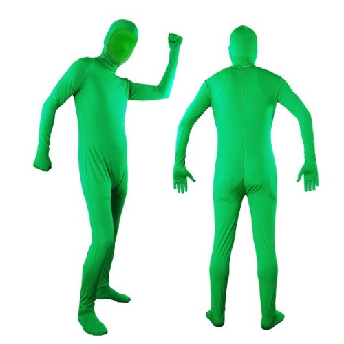 Chromakey Green Suit Green Chroma Key Body Suit