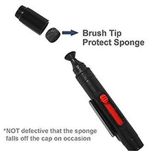 Camera Cleaning Pen Brush and Air Blower Cleaning Set for DSLR Cameras, Lens and Sensitive Electronics