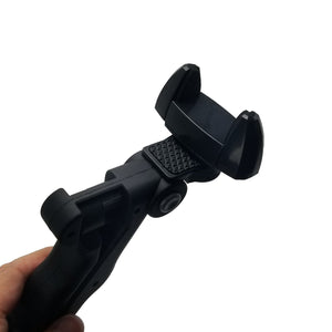 Hand Grip Bar Camera, Lighting, Cellphone Mounting Mini Tripod, Light Stand Tripod With Black Cleaning Cloth
