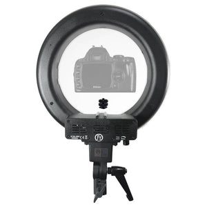 12 inch Diameter Dimmable Continuous Round LED Ring Light