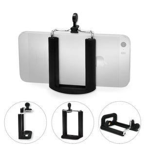 "Table Top Photo Light Tent Kit, 24"" Photo Light Box, Continous Lighting Kit, Camera Tripod & Cell Phone Holder"
