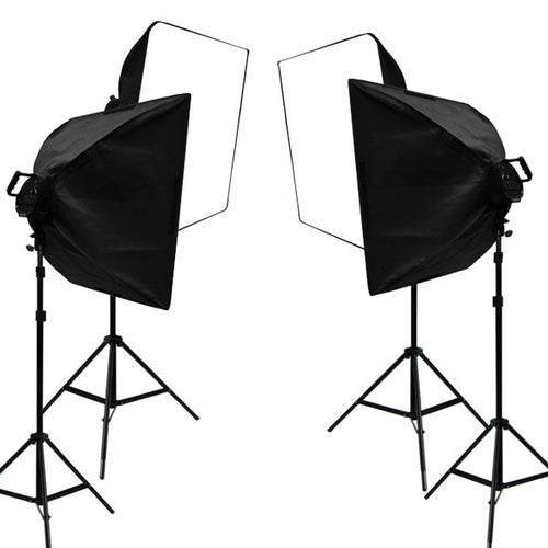 4000W Studio Softbox Lighting Kit