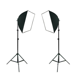 Continuous Photo Video Lighting Kit