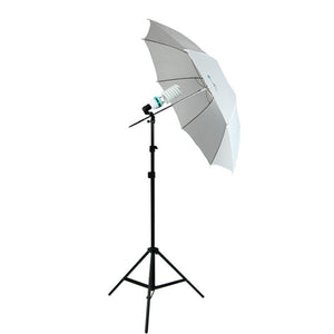 Photography White Photo Umbrella Light Lighting Kit