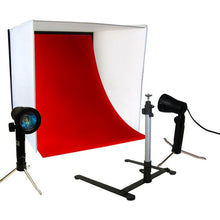 "Table Top 24"" Photography Studio Light Box Tent Kit"