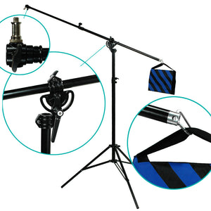 2 Way Boom Light Stand