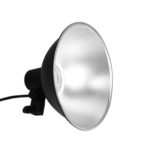 "10"" Photography Studio Wide Bowl Head Adapter"
