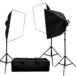 "3000W 24"" Softbox Reflector Lighting Kit"