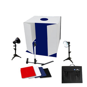 "20"" Table Top Photo Studio Light Tent Kit (Macro Photography)"