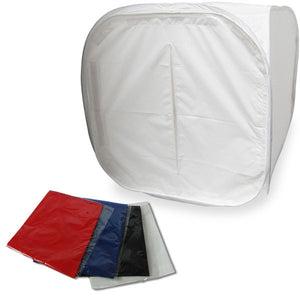 "50"" Photo Box Tent Photo Studio Light Tent Kit"