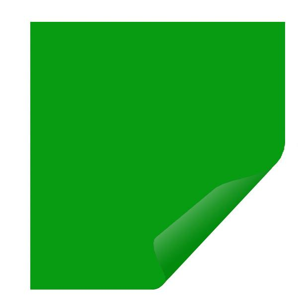 Green Fabricated Chromakey Backdrop Background Screen for Photo / Video Studio