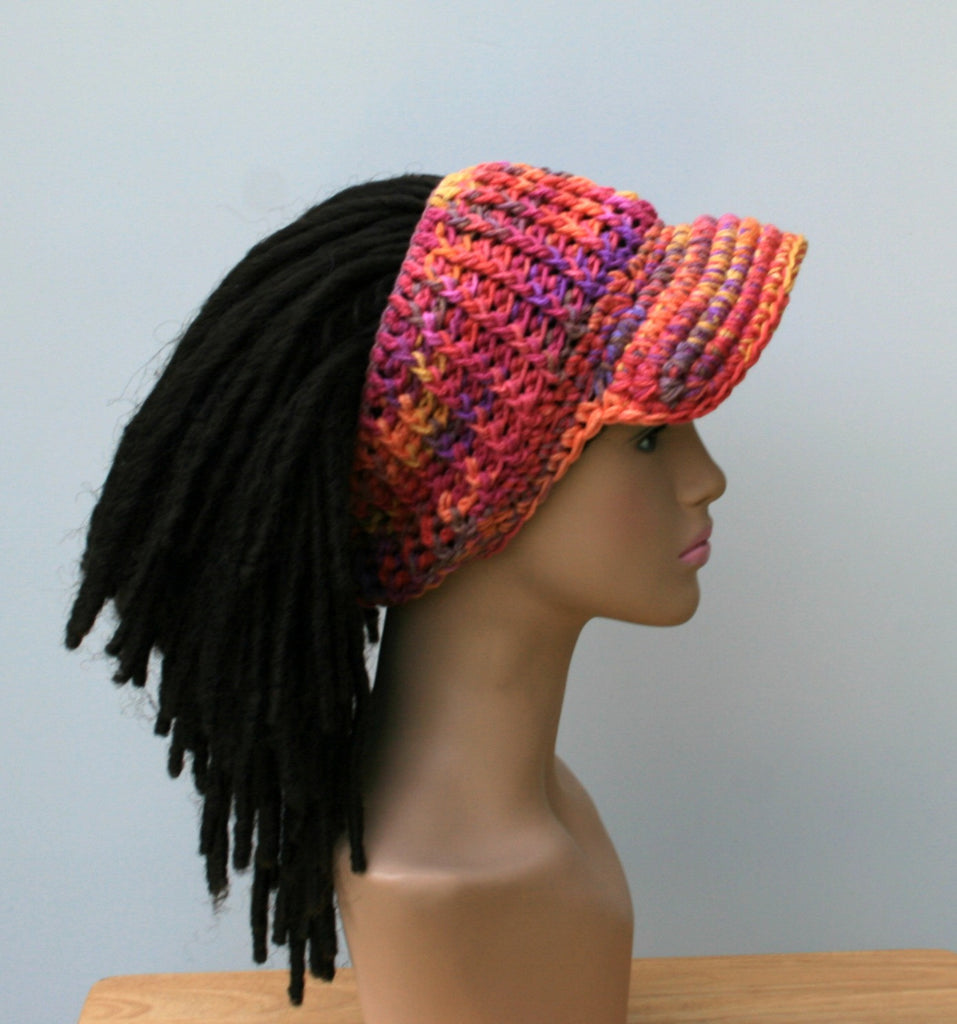 Custom color Ponytail hat 30b8259acf9