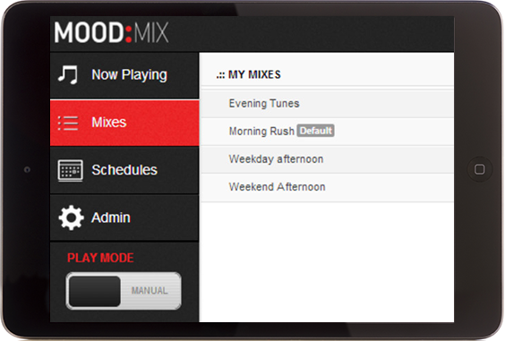 Mood Mix Subscription