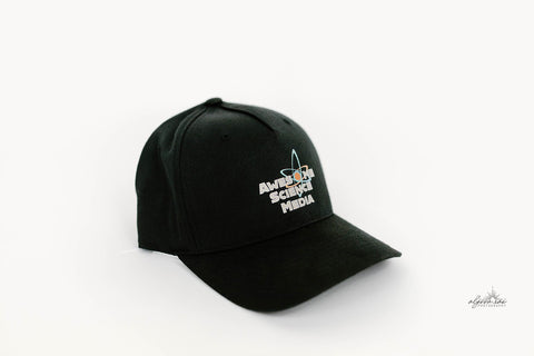 Awesome Science Media Baseball Cap