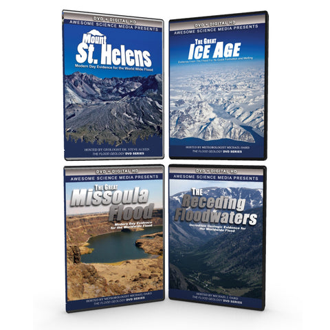Flood Geology DVD Set