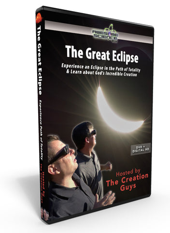 The Great Eclipse DVD + Digital HD Download