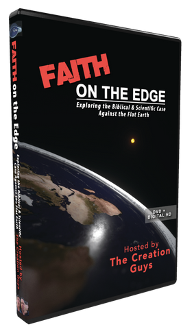 """Faith On The Edge"" Flat Earth Documentary"
