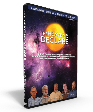 "Heavens Declare ""Challenges to the Big Bang"" DVD"