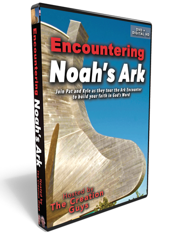 """Encountering Noah's Ark"" with The Creation Guys"