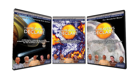 The Heavens Declare 4-6 DVD Set