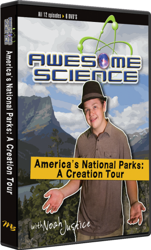 Awesome Science Box Set (Episodes 1-12)