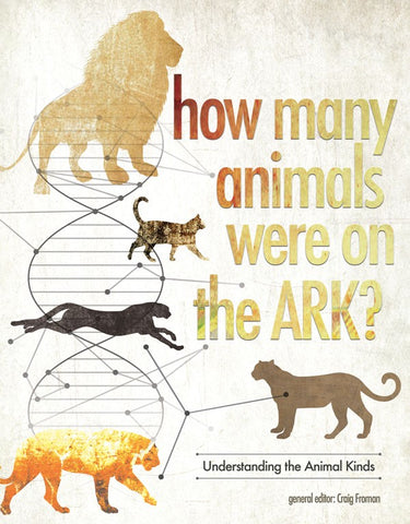 How Many Animals Were On The Ark? - Book
