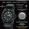 REORG TACTICAL DIVER PRE ORDER GOES LIVE