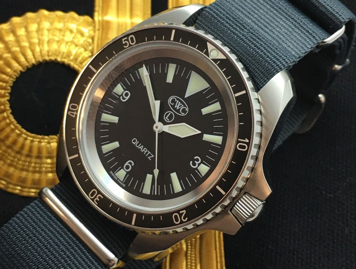 royal navy issue cwc watch