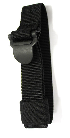 RM MILITARY FALKLANDS ISSUE STRAP - BLACK