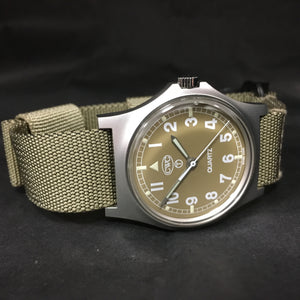 CWC G10 WATCH DESERT STORM CWC FLEET PRE WORN WITH OR WITHOUT DATE