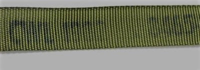 RM MILITARY FALKLANDS ISSUE STRAP - GREEN