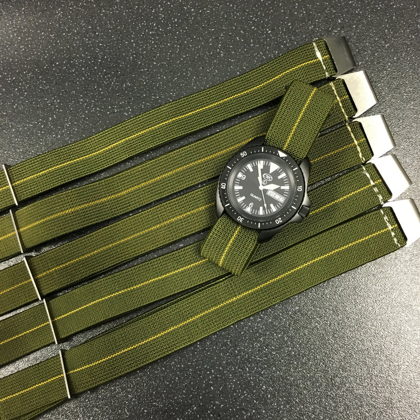 FRENCH NDC MILITARY STRAP