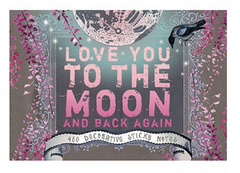 Moon & Back Sticky Notes Set - hoopsbaby.com - 1