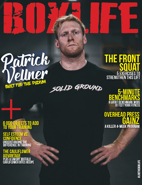 The Patrick Vellner Issue