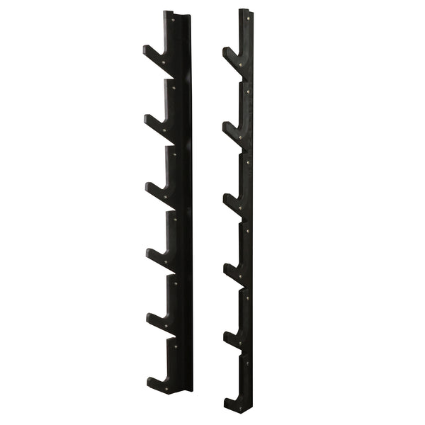 ValorPRO 6-Bar Wall Mount Bar Rack