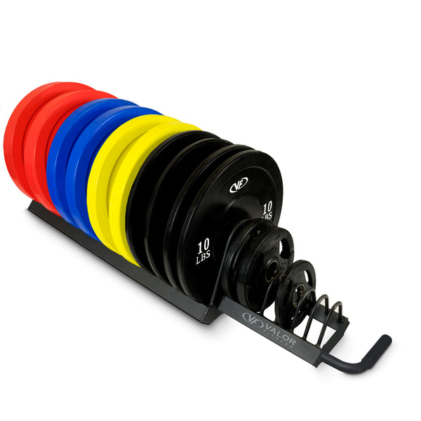 Valor Fitness Bumper Plate Rack