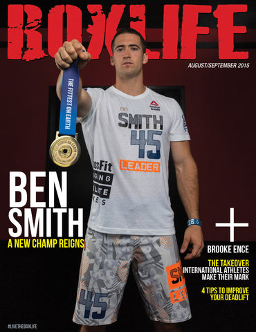 Ben Smith (Aug/Sept 2015)
