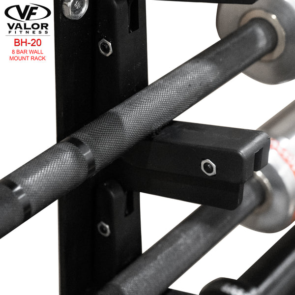 ValorPRO 8-Bar Wall Mount Rack