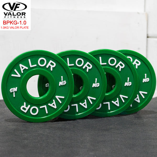 Valor Fitness Kilogram Change Plates