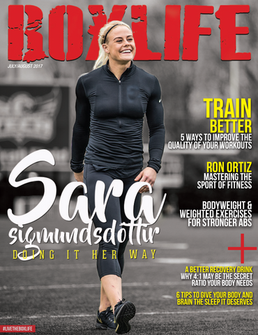 Sara Sigmundsdottir Issue - SOLD OUT!