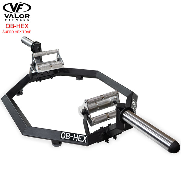 Valor Fitness Super Hex Trap Bar