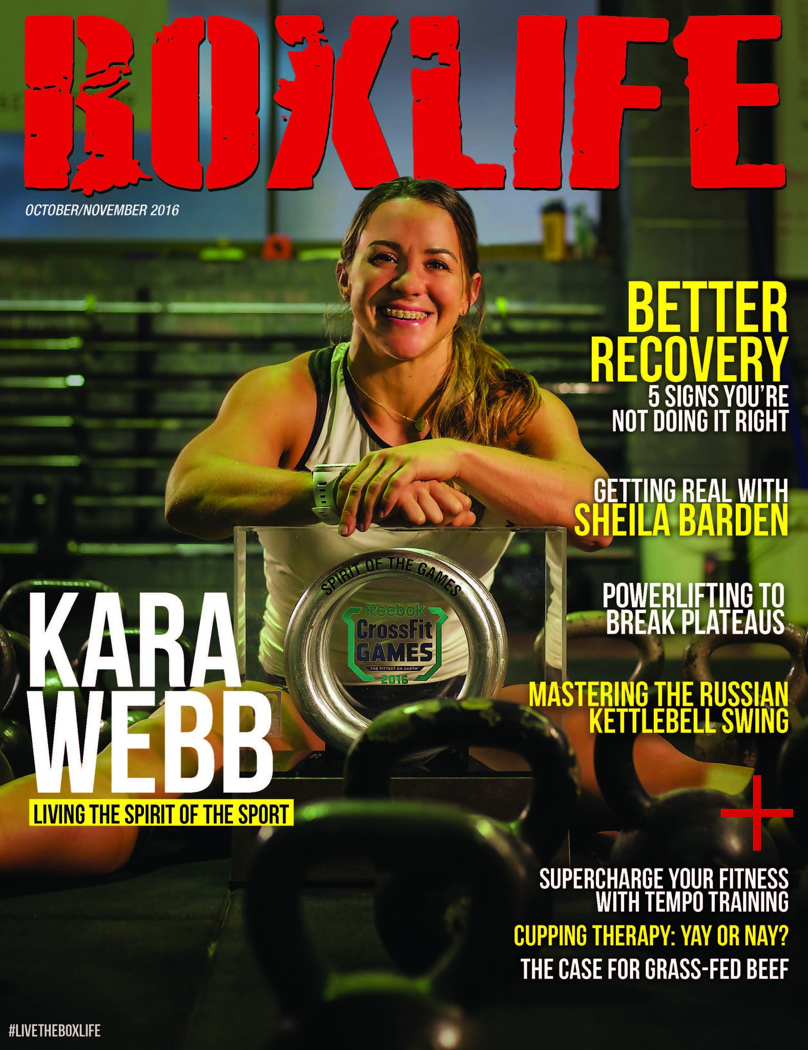 Kara Webb (Oct/Nov 2016)