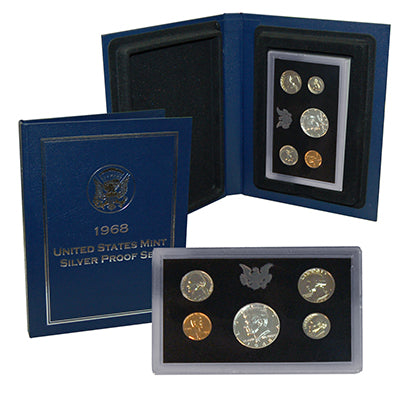 The First San Francisco Mint Proof Set