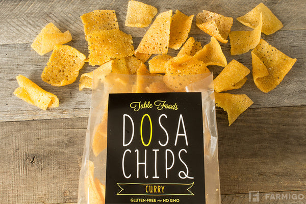 Curry Dosa Chips