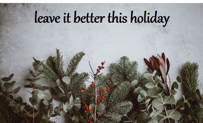 7 Companies That Will Help You Leave it Better This Holiday Season