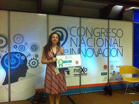 Winner, Health and Wellbeing category, at the National Innovation Congress in Costa Rica